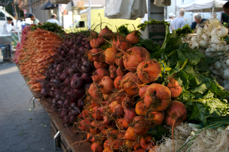 Greenmarket Beets
