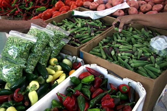 Farmer's Market Okra