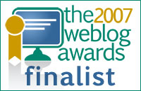 2007 Weblog Awards
