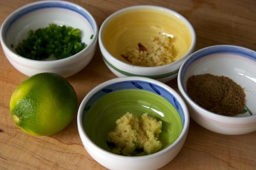 Spices for Garbanzo Bean Soup