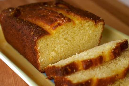 Orange Yogurt Bread Recipe