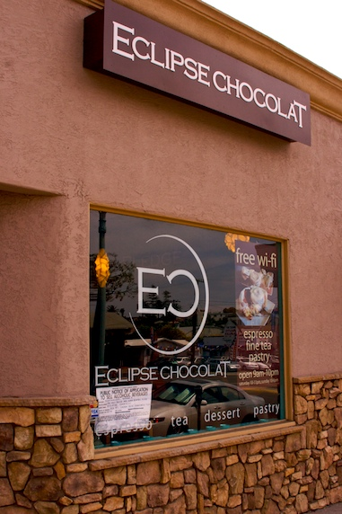 Eclipse Chocolate Outside View