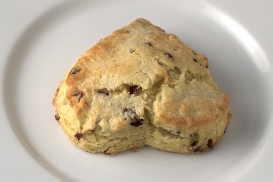 Buttermilk Cranberry Scone