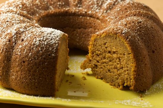 Pumpkin Spice Cake | pinchmysalt.com
