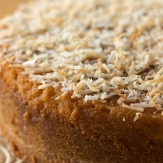 Coconut Lime Cake Recipe