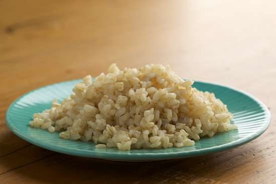 Perfect brown rice recipe short grain brown rice ccuart Images