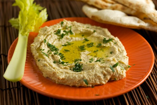 Artichoke Hummus