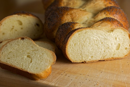 ... to Braid Bread Dough: Peter Reinhart's Challah - Pinch My Salt