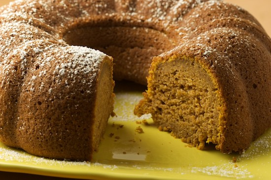 Pumpkin Spice Cake 