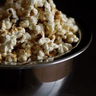 Let's Get Old Fashioned: Homemade Kettle Corn Recipe