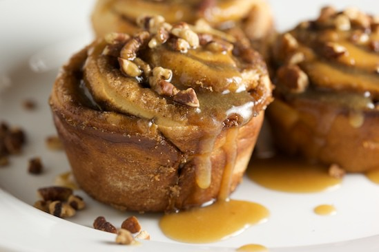 Butterscotch Sticky Buns
