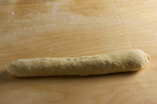 Roll Dough Into a Rope
