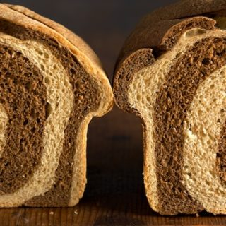 Bread Baker's Apprentice Challenge: Marbled Rye