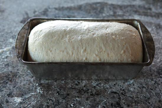 Proofed Loaf
