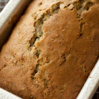 Food Blog Friday: Lemon Poppyseed Zucchini Bread
