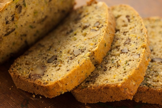 ... seed version a try and you'll never bake plain zucchini bread again