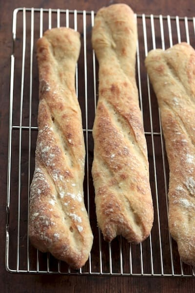 Cooled Baguettes