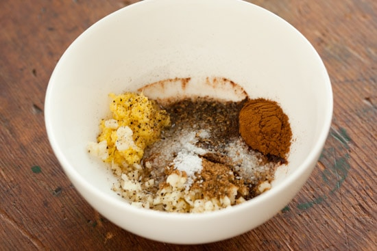 Spice Rub Mixture