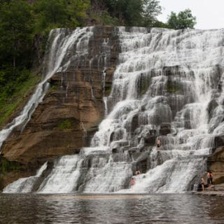 Wordless Wednesday: Waterfalls