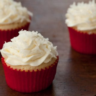 Food Blog Friday: Coconut Cupcakes from Simply Recipes