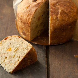 Bread Baker's Apprentice Challenge: Panettone