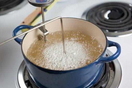 Frying Rosette