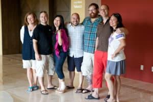 Our Fabulous Seminar Leaders