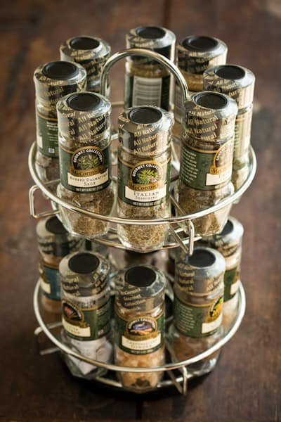 McCormick Spice Rack