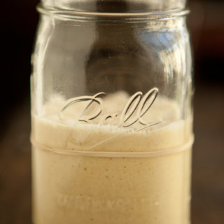 How to Make a Sourdough Starter: Day Three
