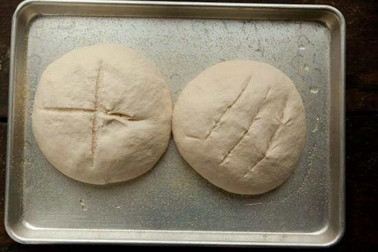 Slashed Loaves