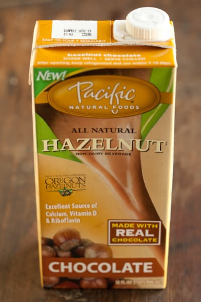 Pacific Foods Hazelnut Chocolate Milk