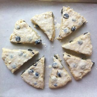 Blueberry Biscuits?