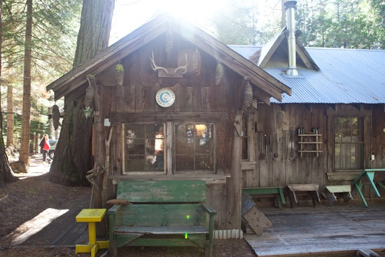 Grammy's Cabin