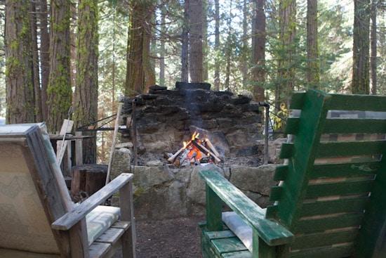 Last Fire of the Season