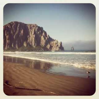 Silent Sunday: Missing Morro Bay