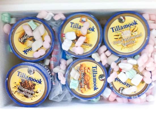 Tillamook Ice Cream