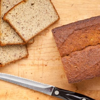 Baking with Almond Flour: Grain-Free Banana Bread