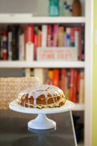 Lemon Curd Bundt Cake
