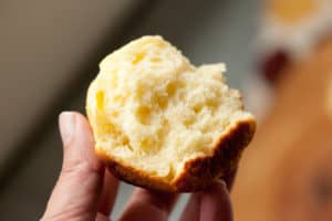 Gluten-Free Brioche Crumb