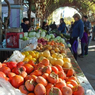 The Vineyard Farmer's Market, Fresno