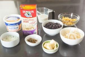 Easy Southwest Macaroni and Cheese pinchmysalt.com