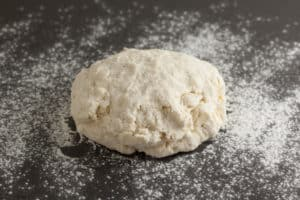Turn out dough on counter | pinchmysalt.com