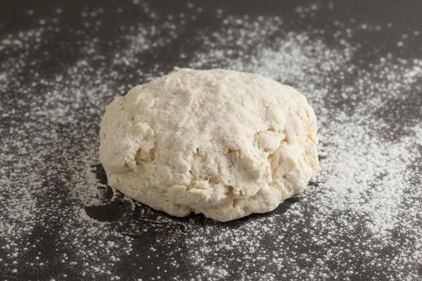 Turn out dough on counter | pinchmysalt.com