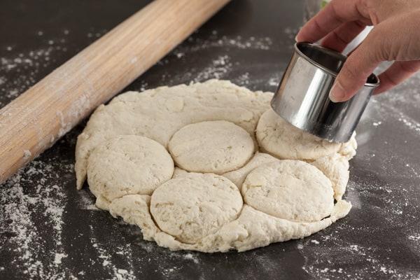 Cut biscuits | pinchmysalt.com