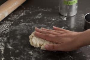 Roll biscuit scraps | pinchmysalt.com