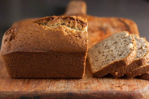 Sourdough Banana Bread | pinchmysalt.com