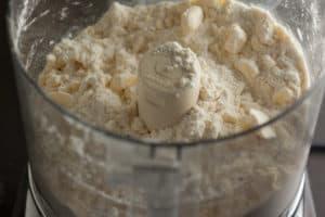 Making Sourdough Pie Crust in Cuisinart | pinchmysalt.com
