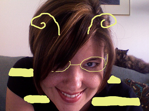 Nicole's Inner Bumblebee