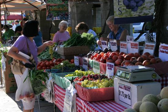 Fresno Farmer's Market