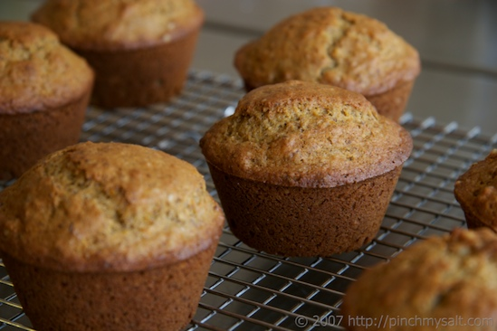 Orange Spice Muffins 2